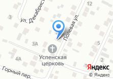 Компания «Церковная лавка Храма Успения Божией матери» на карте