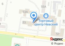 Компания «Империя жилья» на карте