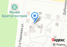 Компания «Федькин и сыновья» на карте
