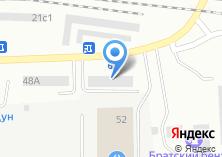 Компания «Камуфляж» на карте