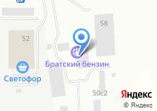 Компания «МПАТП» на карте