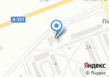 Компания «ПРОМТЕХБЕЗОПАСНОСТЬ» на карте