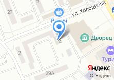 Компания «Байкальский Банк Сбербанка России» на карте
