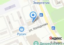 Компания «Телеком Сервис» на карте