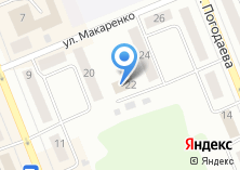 Компания «Храм во имя Святителя Иннокентия Митрополита Московского» на карте
