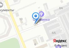 Компания «Рублёвка» на карте