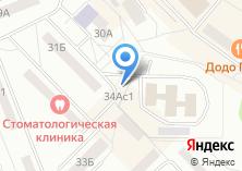 Компания «Бизнес услуги» на карте