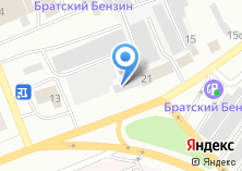 Компания «CentraИркутск» на карте