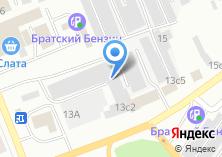 Компания «Кузовной ремонт» на карте