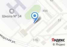 Компания «Roly Poly» на карте