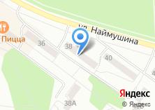 Компания «Танита» на карте