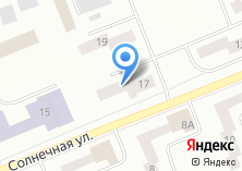 Компания «Общежитие БрГУ» на карте