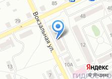Компания «Гаруда» на карте