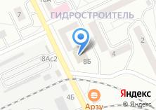 Компания «Эконом мебель» на карте
