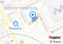 Компания «Отопитель» на карте