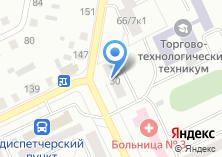Компания «Ноев Ковчег» на карте