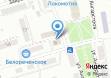 Компания «Информационно-вычислительные системы» на карте