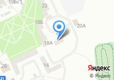 Компания «Литейщик» на карте