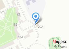 Компания «Строящееся административное здание по ул. Сосновая» на карте