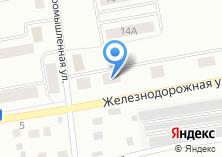 Компания «Стройкоминвест» на карте