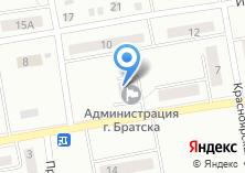 Компания «Комитет по управлению Правобережным округом» на карте