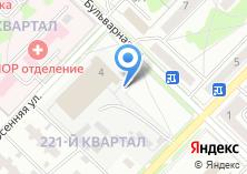 Компания «Компания по ремонту электро-бензо инструментов на Бульварной» на карте