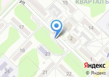 Компания «Колбаскин» на карте