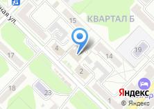 Компания «Привольный» на карте