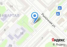 Компания «Профиль АНО» на карте