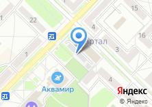 Компания «АЭХК-Телеком» на карте