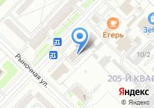 Компания «СибЭнергоКомплект» на карте