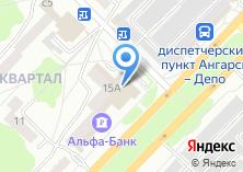 Компания «СаТис» на карте