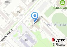 Компания «ТТК-Байкал» на карте