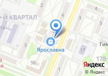 Компания «Сольди» на карте