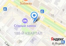 Компания «Кореец» на карте