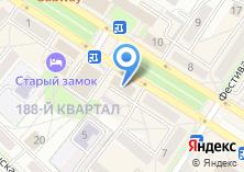 Компания «Норма» на карте