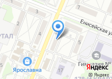 Компания «Новоселье» на карте
