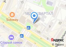Компания «Лампа Аладина  - Изготовление и ремонт ювелирных украшений» на карте