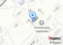 Компания «Продпромторг» на карте