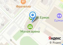 Компания «Гарра-Руфа» на карте