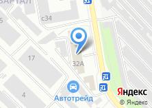Компания «PROspect» на карте