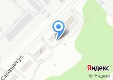 Компания «ВостСибТИСИЗ» на карте