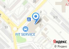 Компания «Корея-Сервис» на карте