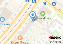 Компания «Строящийся жилой дом по ул. 18-й микрорайон (г. Ангарск)» на карте