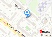 Компания «Ласка» на карте