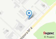 Компания «Деталь» на карте