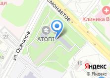 Компания «Ангарский техникум общественного питания и торговли» на карте