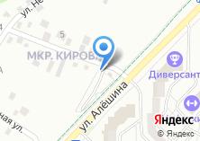 Компания «Шинdorado» на карте