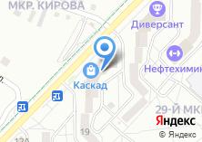 Компания «Акс Студия» на карте