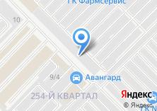 Компания «Rapkad» на карте